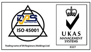 DAS certificate 45001